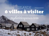 6 villes à visiter en Islande