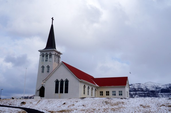Church of Grundarfjordur