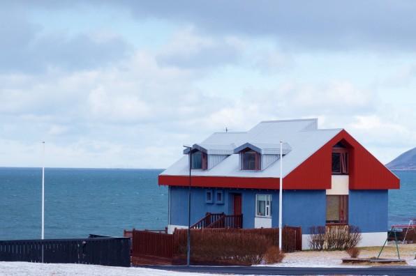 A beautiful house in Grundarfjordur