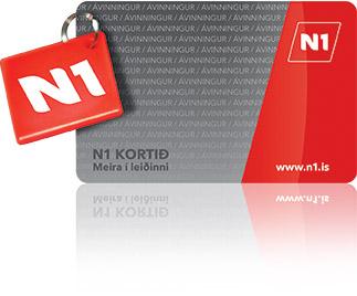 N1 Card