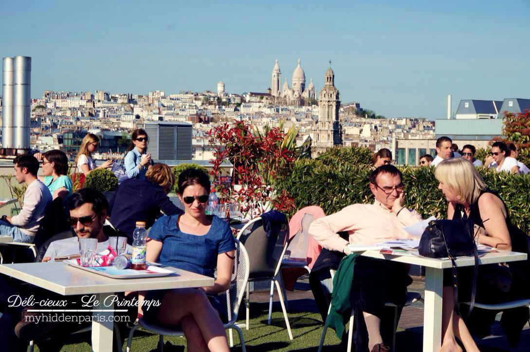meilleurs rooftop bars toits de paris 100 gratuit. Black Bedroom Furniture Sets. Home Design Ideas