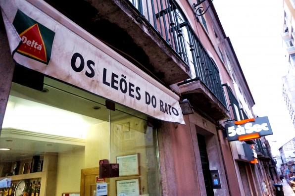 Restaurante Leões do Rato