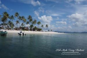 Kooh Mook Sivalai Beach Resort