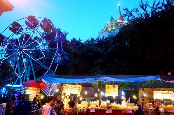 Wat Saket (The Golden Mount)
