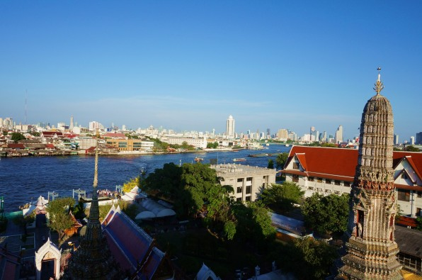Wat Arun (Temple of Dawn)